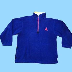 Vintage 90s Sweden Sportswear Fleece Pullover Med